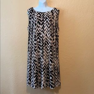 Dressbarn Sleeveless Dress